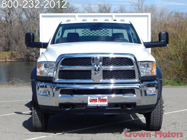 2018 Ram 5500 Regular Cab DRW 4x4, Scelzi Landscape Dump #18D122 - photo 13