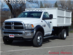 2018 Ram 5500 Regular Cab DRW 4x4, Scelzi Landscape Dump #18D122 - photo 1