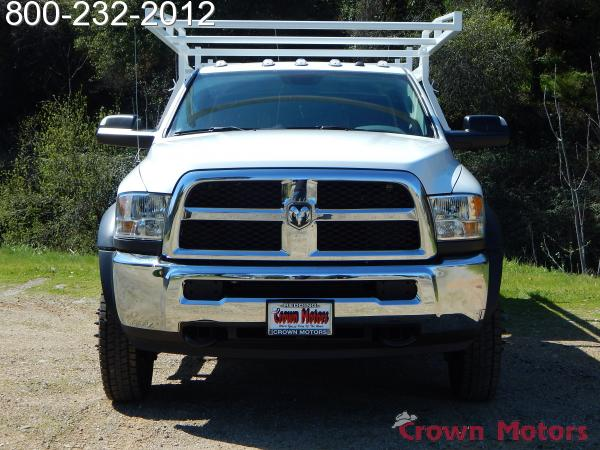 2018 Ram 5500 Crew Cab DRW 4x4,  Harbor ComboMaster Combo Body #18D128 - photo 15
