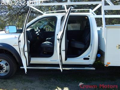 2018 Ram 5500 Crew Cab DRW 4x4,  Harbor ComboMaster Combo Body #18D128 - photo 17