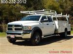 2018 Ram 5500 Crew Cab DRW 4x4,  Harbor ComboMaster Combo Body #18D128 - photo 1