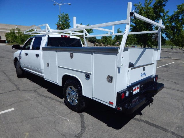 2018 Ram 3500 Crew Cab 4x4,  Harbor Service Body #18D220 - photo 2