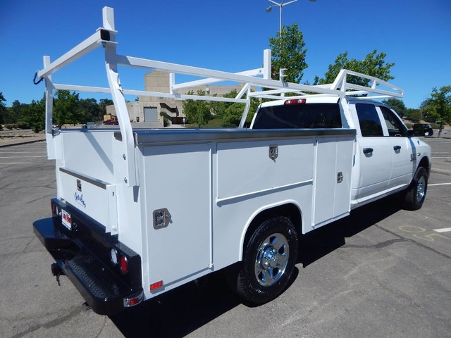 2018 Ram 3500 Crew Cab 4x4,  Harbor Service Body #18D220 - photo 12