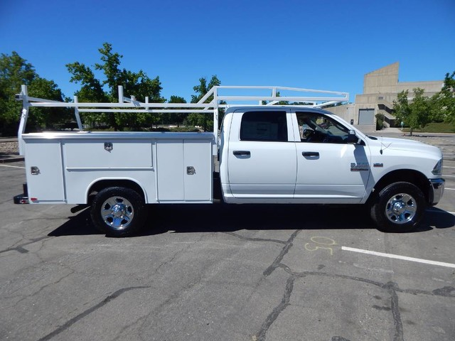 2018 Ram 3500 Crew Cab 4x4,  Harbor Service Body #18D220 - photo 13