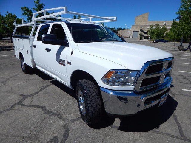 2018 Ram 3500 Crew Cab 4x4,  Harbor Service Body #18D220 - photo 14