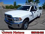 2018 Ram 3500 Crew Cab 4x4,  Harbor Service Body #18D220 - photo 1
