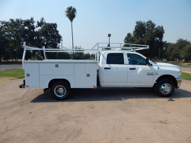 2018 Ram 3500 Crew Cab DRW 4x4,  Harbor Service Body #18D260 - photo 13