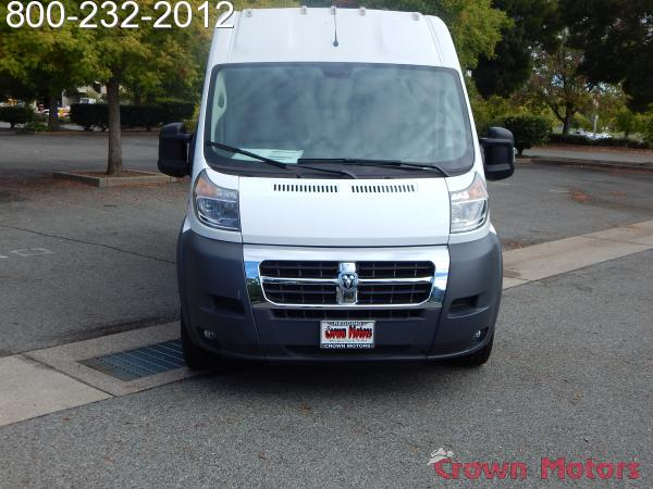 2018 ProMaster 2500 High Roof FWD,  Empty Cargo Van #18D268 - photo 13