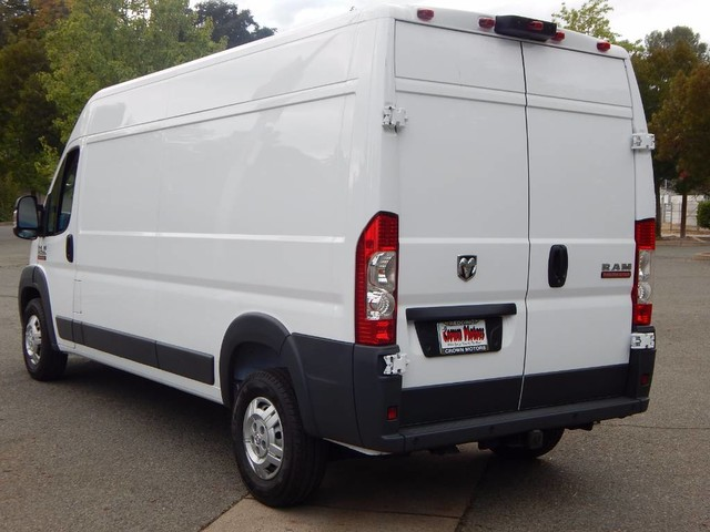 2018 ProMaster 2500 High Roof FWD,  Empty Cargo Van #18D268 - photo 19