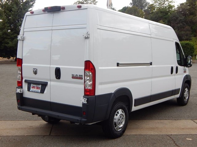 2018 ProMaster 2500 High Roof FWD,  Empty Cargo Van #18D268 - photo 23