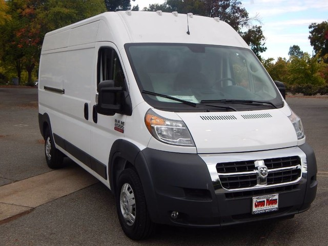 2018 ProMaster 2500 High Roof FWD,  Empty Cargo Van #18D268 - photo 26