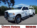 2018 Ram 3500 Crew Cab DRW 4x4,  Scelzi Service Body #18D293 - photo 1