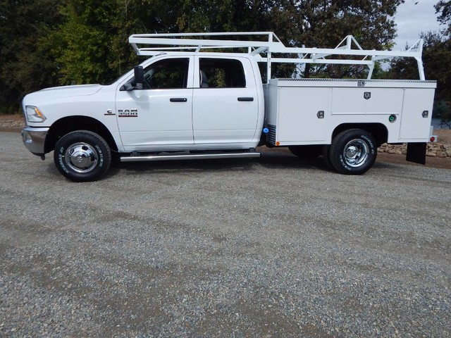 2018 Ram 3500 Crew Cab DRW 4x4,  Scelzi Service Body #18D310 - photo 18