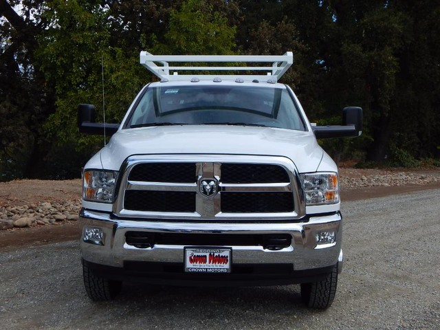 2018 Ram 3500 Crew Cab DRW 4x4,  Scelzi Signature Service Body #18D310 - photo 30