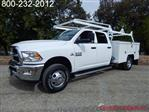 2018 Ram 3500 Crew Cab DRW 4x4,  Scelzi Signature Service Body #18D310 - photo 3