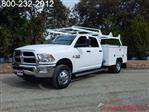 2018 Ram 3500 Crew Cab DRW 4x4,  Scelzi Signature Service Body #18D310 - photo 4