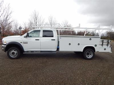 2018 Ram 5500 Crew Cab DRW 4x4,  Royal Service Combo Body #18D326 - photo 4