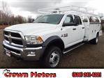 2018 Ram 5500 Crew Cab DRW 4x4,  Royal Service Combo Body #18D326 - photo 1