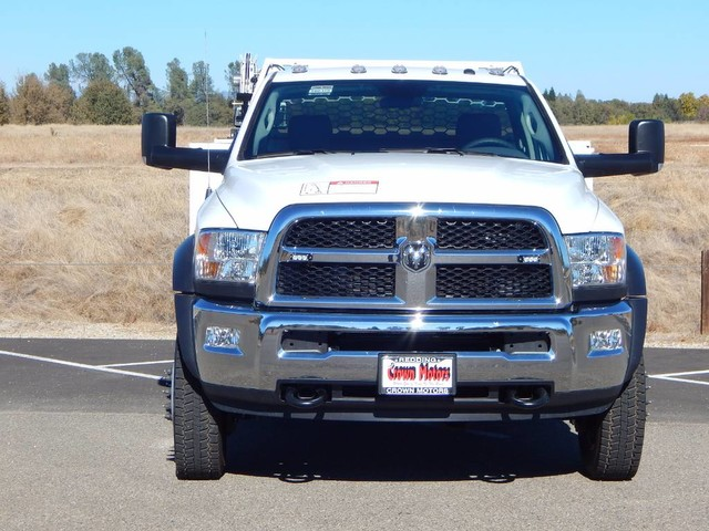 2018 Ram 5500 Regular Cab DRW 4x4,  Knapheide Mechanics Body #18D328 - photo 26