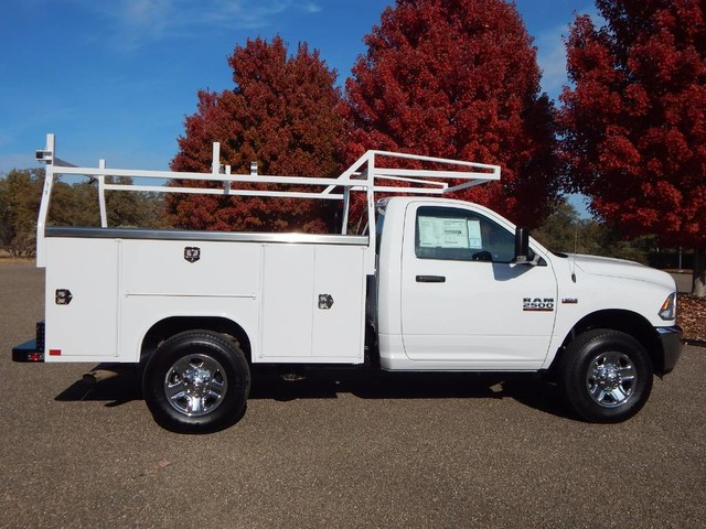 2018 Ram 2500 Regular Cab 4x4,  Harbor Service Body #18D333 - photo 14