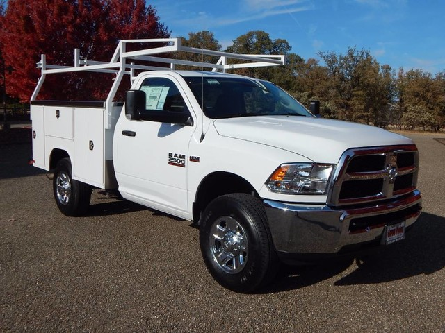 2018 Ram 2500 Regular Cab 4x4,  Harbor Service Body #18D333 - photo 15