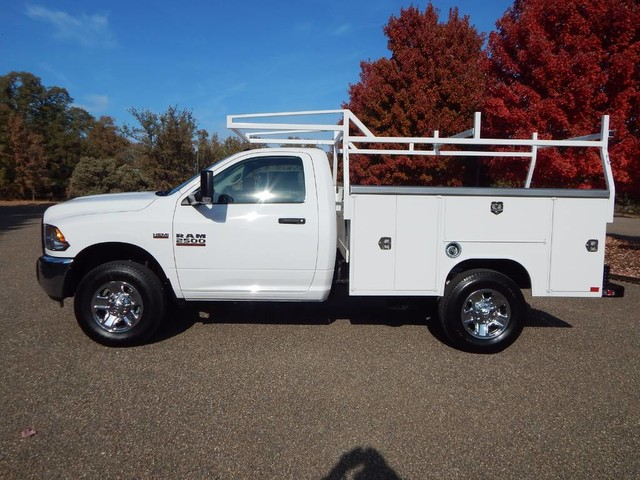 2018 Ram 2500 Regular Cab 4x4,  Harbor Service Body #18D333 - photo 4