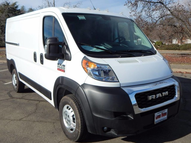 2019 ProMaster 1500 Standard Roof FWD,  Empty Cargo Van #19D067 - photo 12