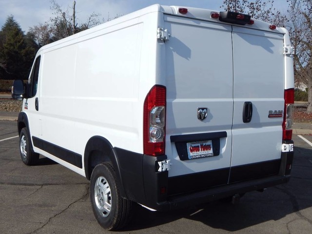 2019 ProMaster 1500 Standard Roof FWD,  Empty Cargo Van #19D067 - photo 3
