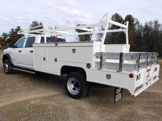 2020 Ram 5500 Crew Cab DRW 4x4, Scelzi Combo Body #20D060 - photo 1