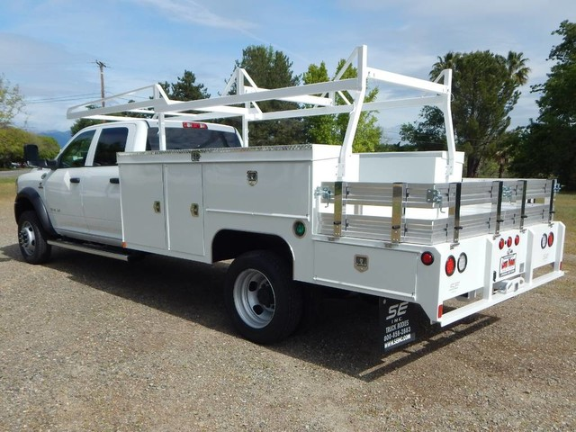 2020 Ram 5500 Crew Cab DRW 4x4, Scelzi Combo Body #20D076 - photo 1