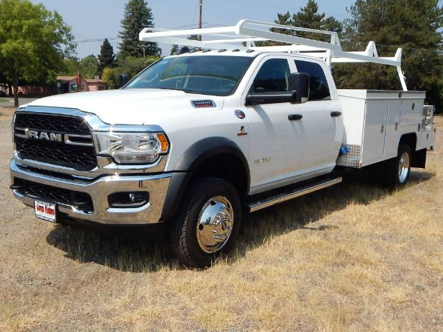 2020 Ram 5500 Crew Cab DRW 4x4, Scelzi 21ft Combo Body #20D154 - photo 1