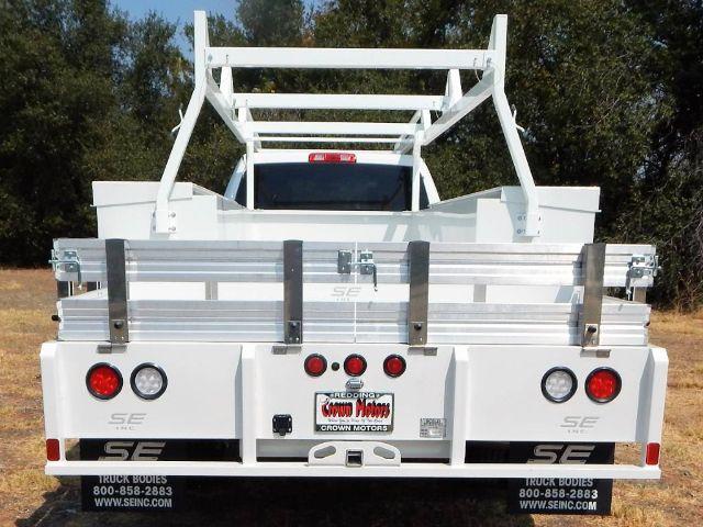 2020 Ram 5500 Crew Cab DRW 4x4, Scelzi 21ft Combo Body #20D154 - photo 12