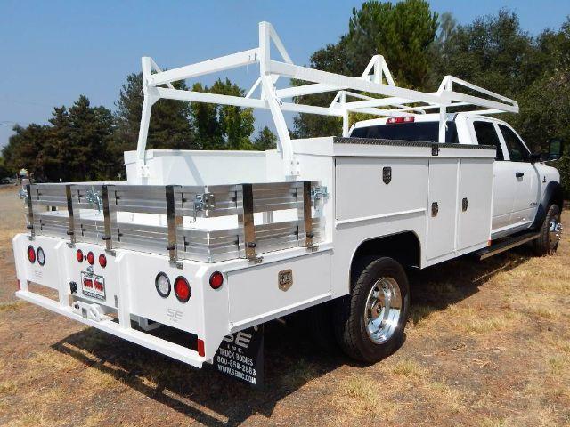 2020 Ram 5500 Crew Cab DRW 4x4, Scelzi 21ft Combo Body #20D154 - photo 15