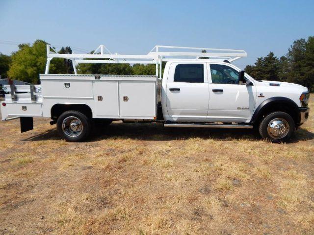 2020 Ram 5500 Crew Cab DRW 4x4, Scelzi 21ft Combo Body #20D154 - photo 16