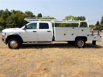 2020 Ram 5500 Crew Cab DRW 4x4, Scelzi 21ft Combo Body #20D154 - photo 4