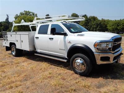 2020 Ram 5500 Crew Cab DRW 4x4, Scelzi 21ft Combo Body #20D154 - photo 17