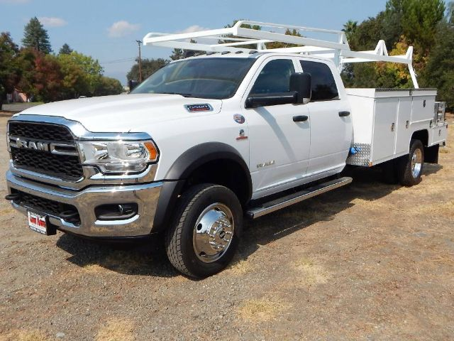 2020 Ram 5500 Crew Cab DRW 4x4, Scelzi 12ft Combo Body #20D168 - photo 1