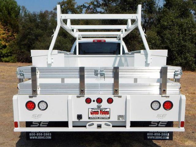 2020 Ram 5500 Crew Cab DRW 4x4, Scelzi 12ft Combo Body #20D168 - photo 12