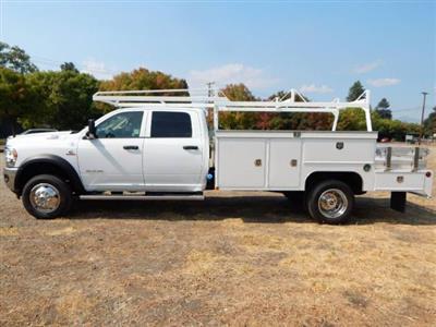 2020 Ram 5500 Crew Cab DRW 4x4, Scelzi 12ft Combo Body #20D168 - photo 4