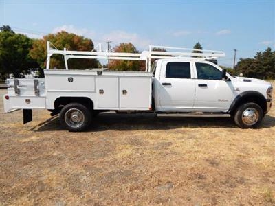 2020 Ram 5500 Crew Cab DRW 4x4, Scelzi 12ft Combo Body #20D168 - photo 16