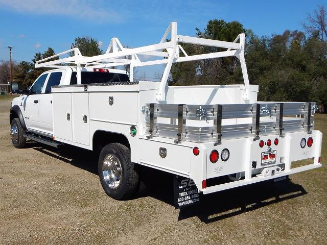 2020 Ram 5500 Crew Cab DRW 4x4, Scelzi 12ft Combo Body #20D169 - photo 1