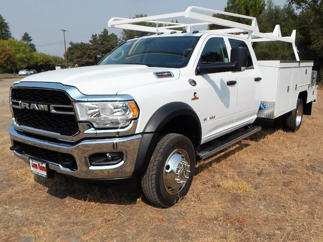 2020 Ram 5500 Crew Cab DRW 4x4, Scelzi Combo Body #20D178 - photo 1