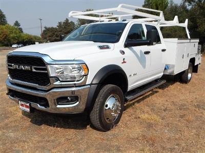 2020 Ram 5500 Crew Cab DRW 4x4, Scelzi 12ft Combo Body #20D178 - photo 1