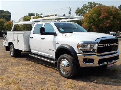 2020 Ram 5500 Crew Cab DRW 4x4, Scelzi 12ft Combo Body #20D178 - photo 16