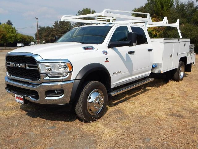 2020 Ram 5500 Crew Cab DRW 4x4, Scelzi 12ft Combo Body #20D180 - photo 1