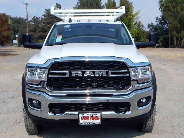 2020 Ram 5500 Crew Cab DRW 4x4, Scelzi 12ft Combo Body #20D180 - photo 18