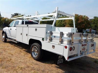 2020 Ram 5500 Crew Cab DRW 4x4, Scelzi 12ft Combo Body #20D180 - photo 2