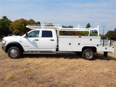2020 Ram 5500 Crew Cab DRW 4x4, Scelzi 12ft Combo Body #20D180 - photo 4