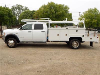 2020 Ram 5500 Crew Cab DRW 4x4, Scelzi 12ft Combo Body #20D181 - photo 4