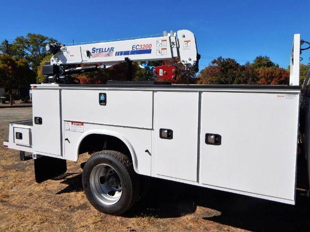 2020 Ram 5500 Regular Cab DRW 4x4, Tradesman, Knapheide KMS16 Mechanics Service Truck, 3200# Stellar Crane #20D187 - photo 19
